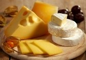 various cheese